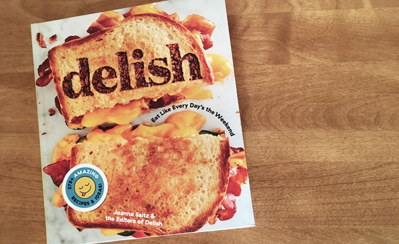 Delish cookbook