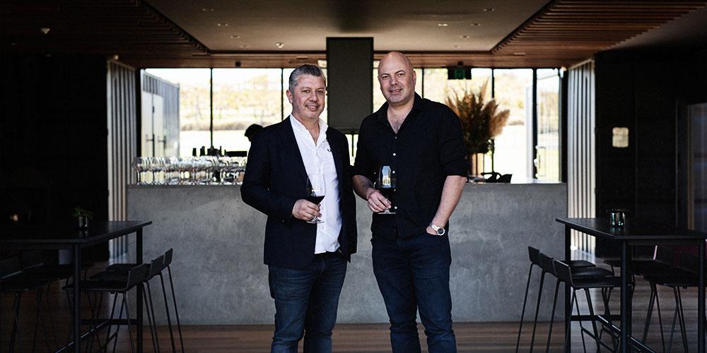 Australian Grenache producer Frank Mitolo