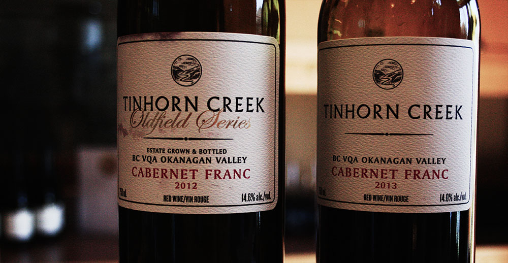 Tinhorn Creek Cabernet Franc