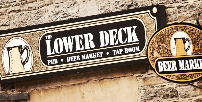 Halifax bar The Lower Deck