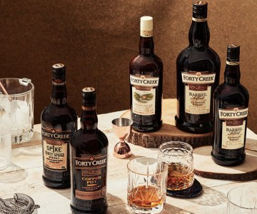 Whisky weekend at Forty Creek Whisky