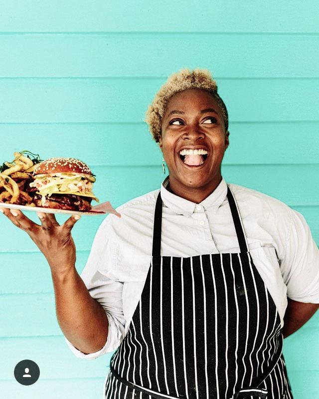 Suzanne Barr Mav Chef 2019