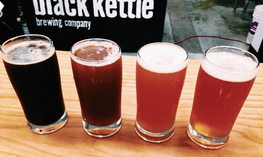 Black Kettle Brewing Company
