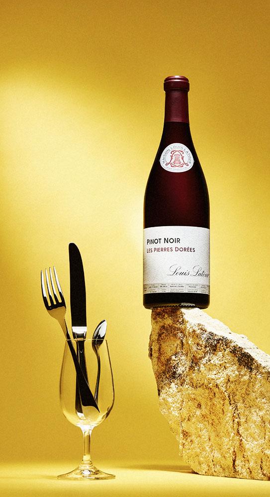Burgundy Maison Louis Latour Pinot Noir les Pierres Dorees