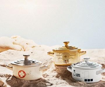Star Wars x Le Creuset Droid Minis
