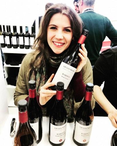 Giulia Negri, Barolo DOCg winemaker