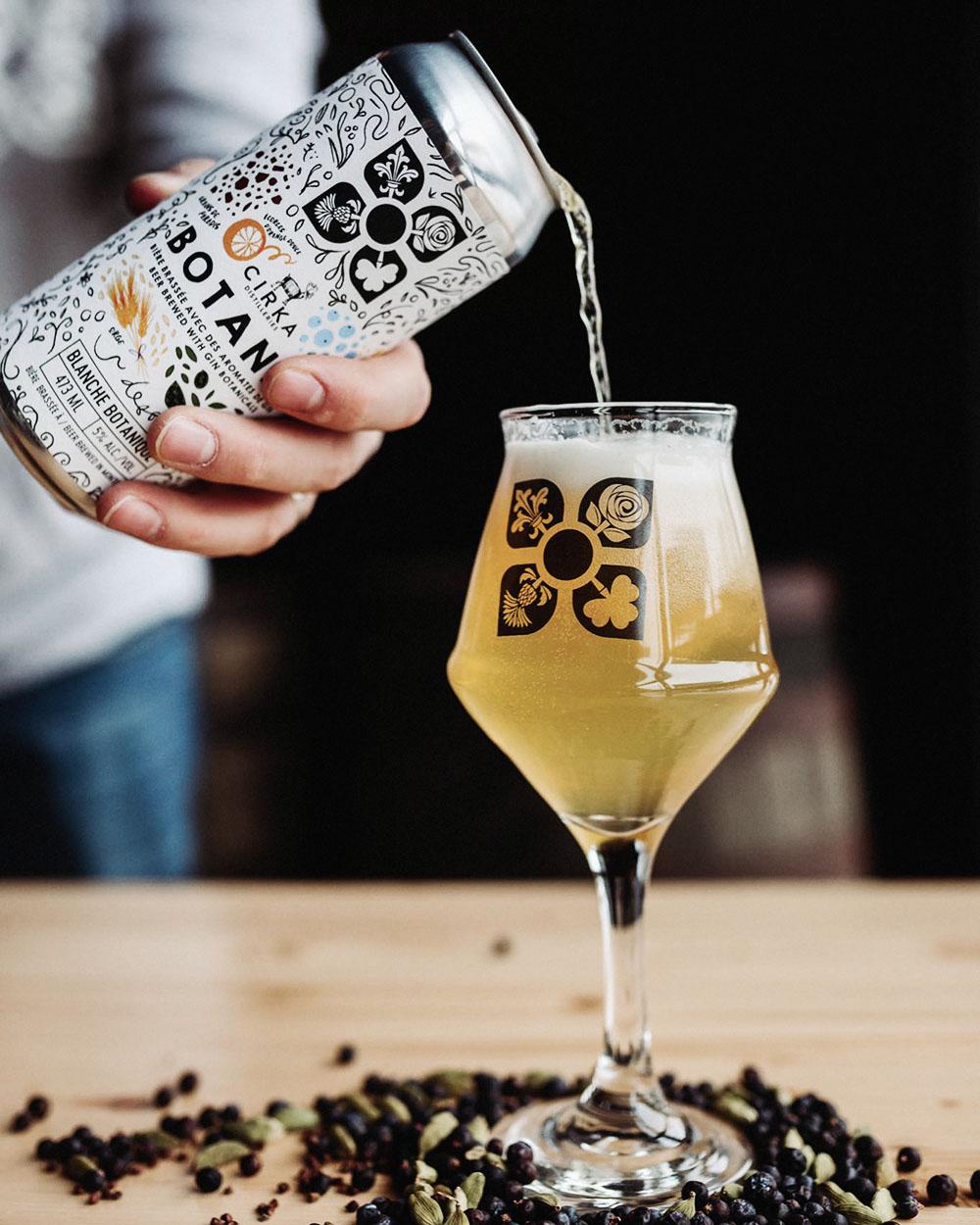 4 Origins Brewery Botanik