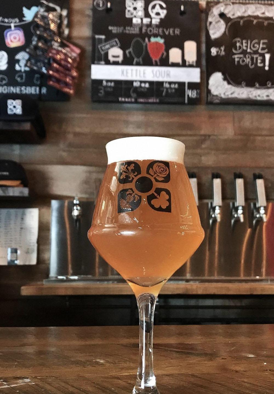 4 Origins Brewery taproom