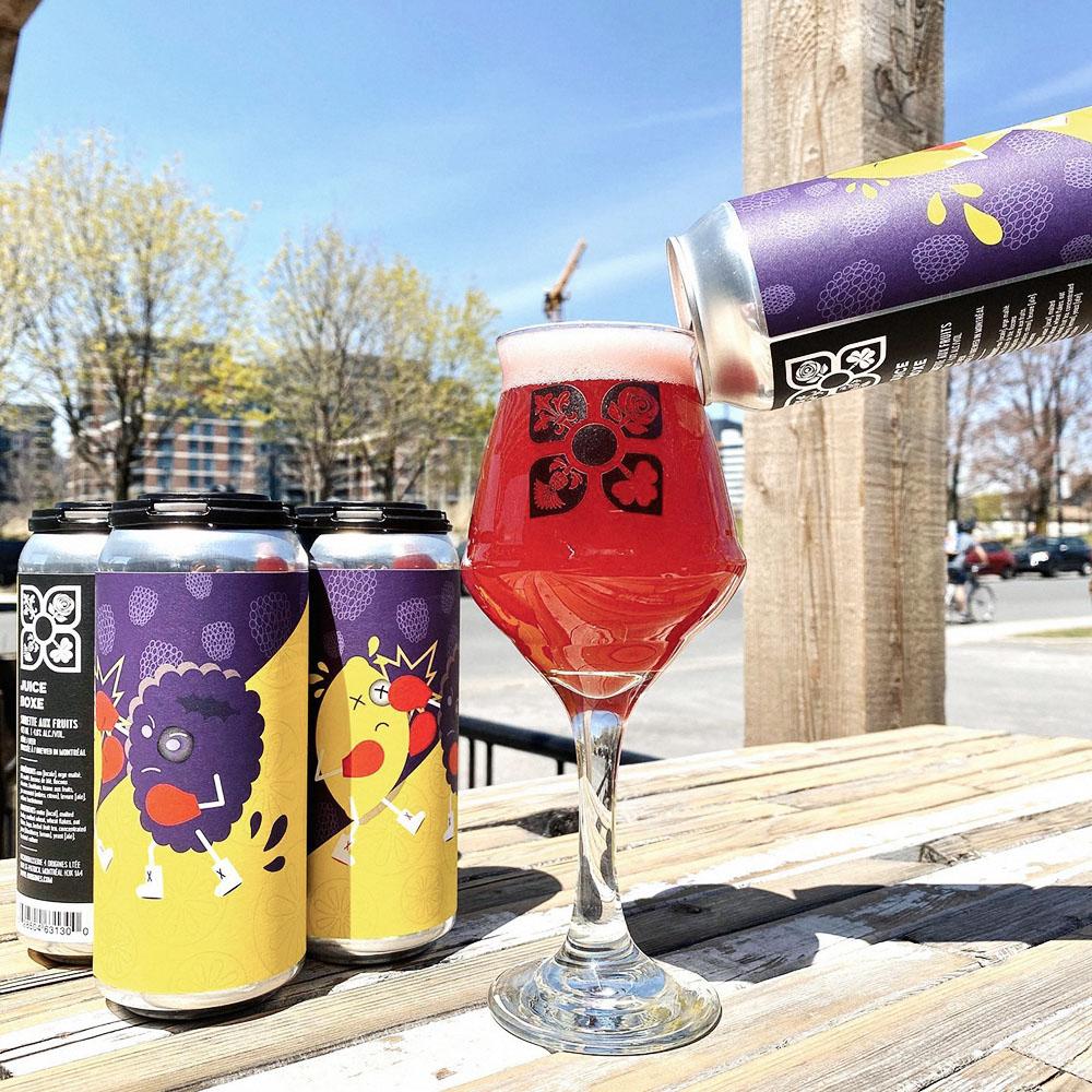 4 Origins Brewery