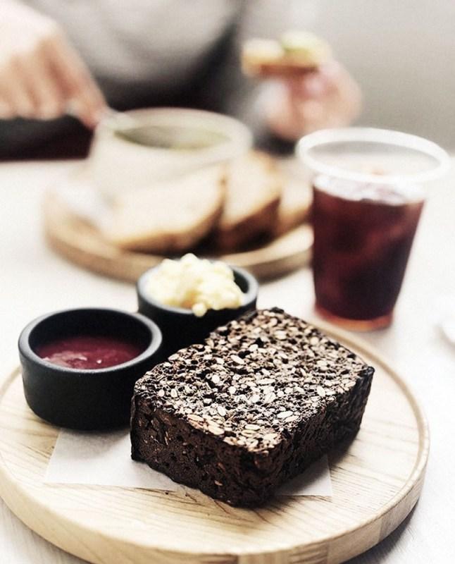 Destroyer seeded rye bread