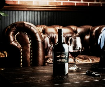 Fall wine recommendations - Three Finger Jack Cab