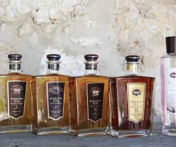 St Nicholas Abbey Rums