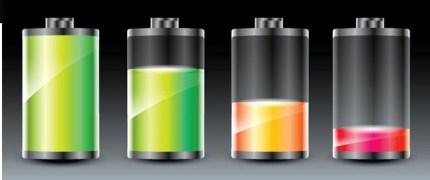 niveis de bateria do notebook
