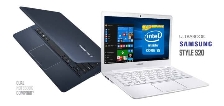 Ultrabook Samsung Style S20