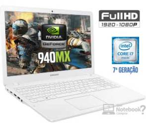 Samsung X51 NP500R5M-XW3BR core i7 setima ger