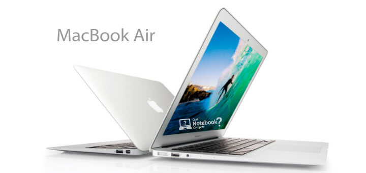 MacBook Air Mqd32bzA Prata Intel Core i5 barato