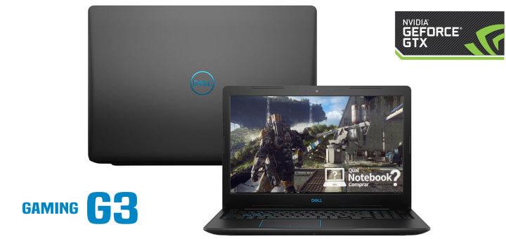 Gamer Dell G3 15 polegadas FULL HD IPS com placa GTX