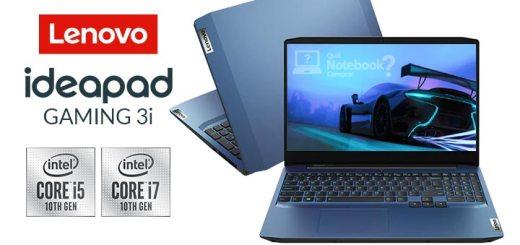 Lenovo IdeaPad capa linha de notebooks gamer de entrada Intel decima geracao GTX 1650