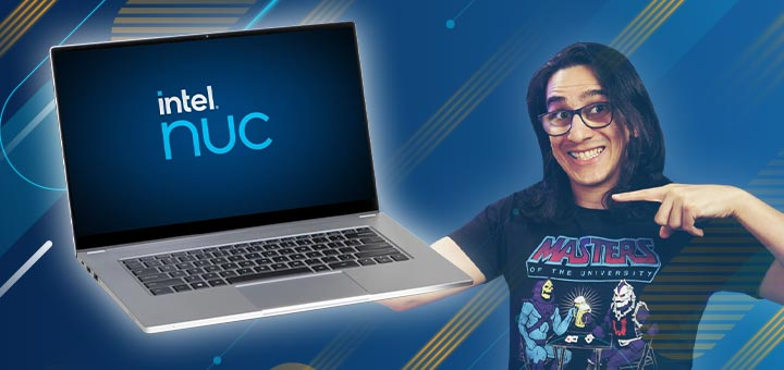Notebook Premium Intel NUC15, Windows 10 nos MacBooks ARM, rumores Ryzen 5000 e mais... | NEWS