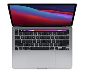 Notebook Apple MacBook Pro M1 Cinza espacial