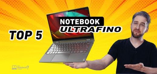 TOP 5 melhor notebook ultrafino premium 2021 no Brasil para comprar