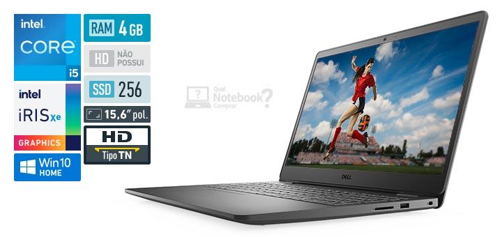 Dell Inspiron 15 3000 i3501-A40P Core i5 11th RAM 4 GB SSD 256 GB