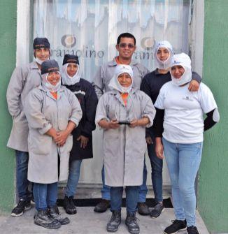 Trabajan con asociaciones de agricultores en Cotacachi y Guaranda y la bebida se fabrica en Quito. Fotos: Cortesía
