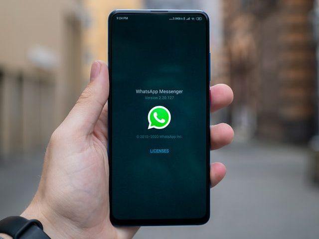 WhatsApp Web Como hacer Llamadas Audio Video Unsplash