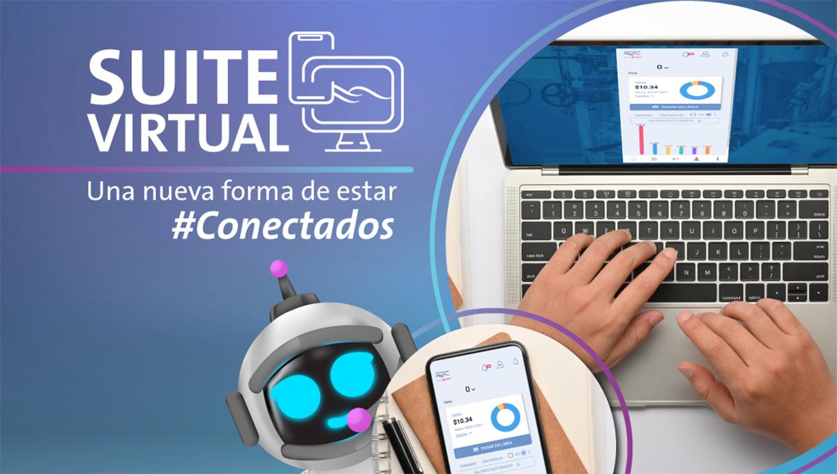 Suite Virtual de Interagua