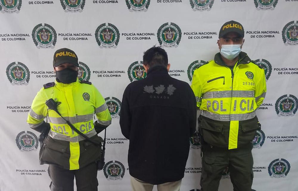 Ladrones Bogotá