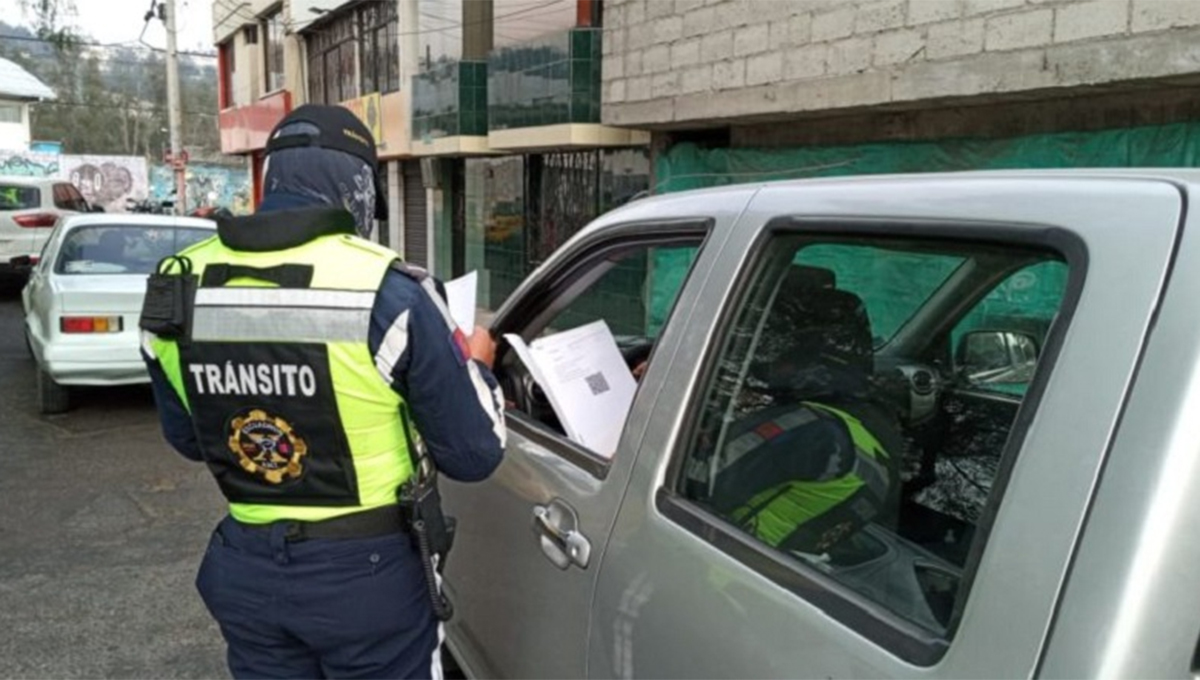 multas en Quito