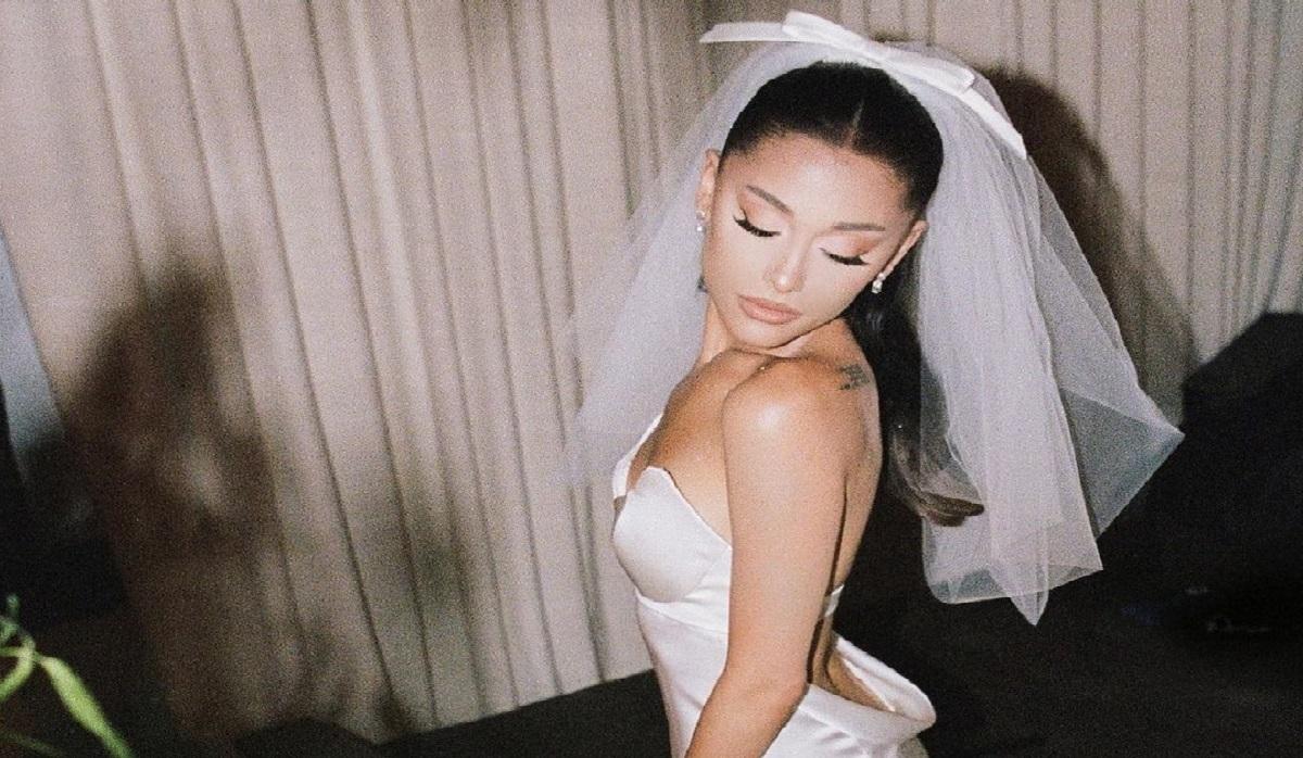 Ariana grande fotografía boda
