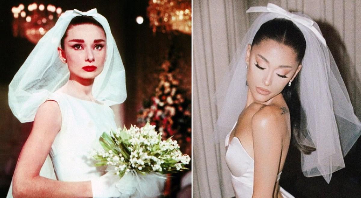 riana grande vestido boda
