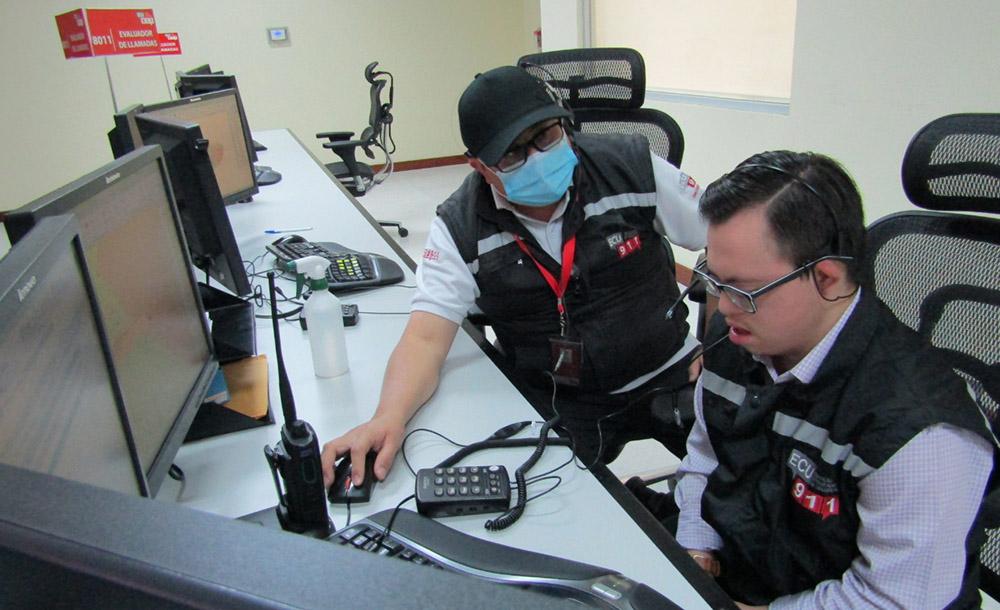 sistema de emergencia ECU911