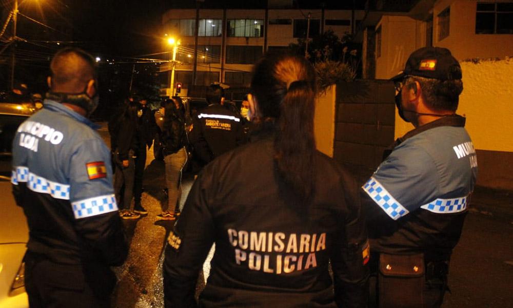 policía Loja