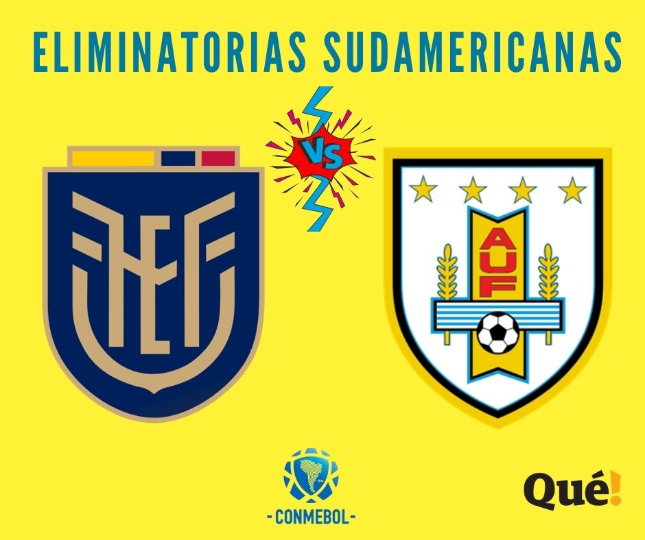 uruguay Ecuador eliminatorias