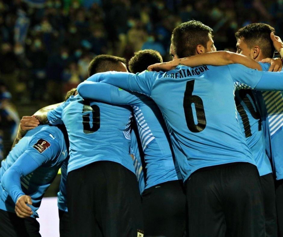 uruguay vence a ecuador