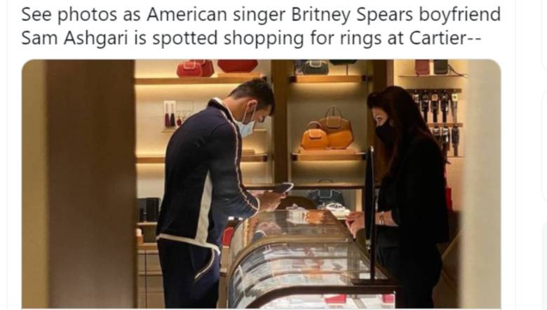 Novio de Britney Spears