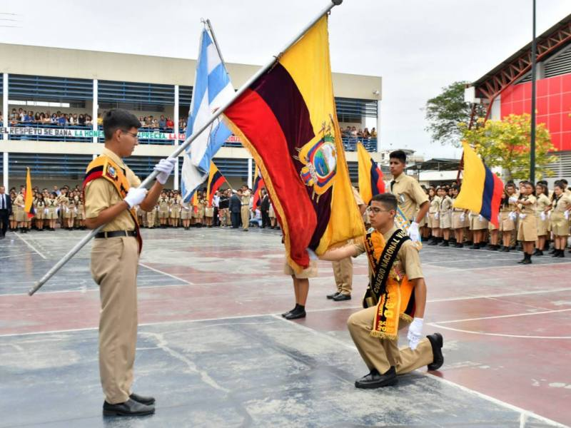 juramento de bandera