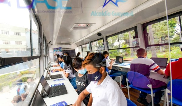Bus Digital Guayaquil