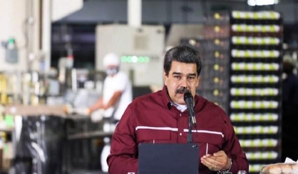 """Maduro llama a los inversionistas de ese país a regresar: """"Vengan con sus inversiones"""""""