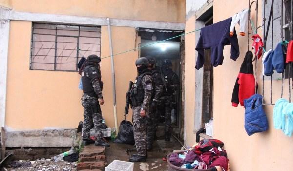 allanamiento en Quito