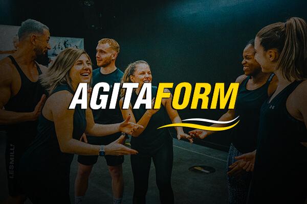 Logo du club Agitaform à Brioude