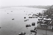 Tri X / 24x36 / Varanasi