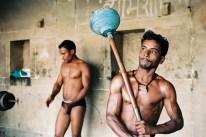 Ektar 100 / 24x36 / Body-builders - Varanasi