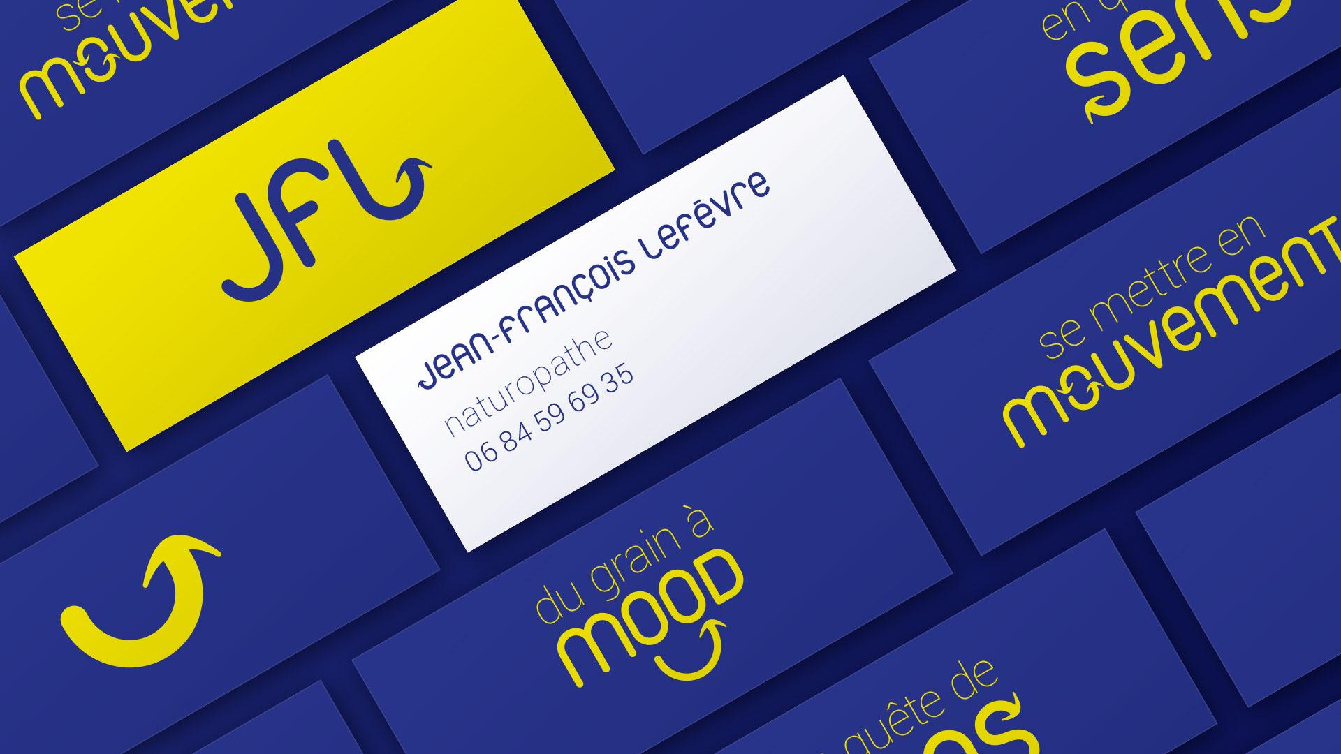 JEAN FRANCOIS LEFEVRE – CARTES DE VISITE