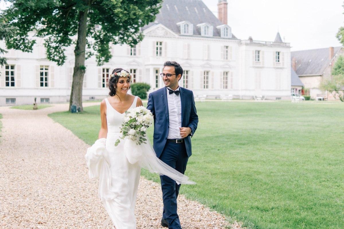 Mariage au Château Barthélémy - Gabriella & Jules