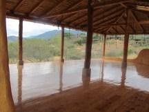 Dance/yoga studio, hiking there yields impressive views