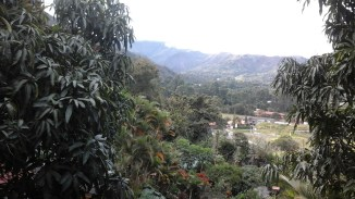 Another view from our room #15 in Vilcabamba