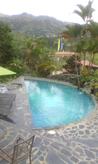 Pool at Madre Tierra Resort & Spa